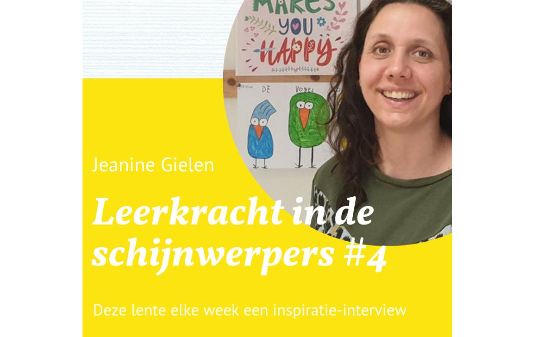 interview leerkracht, Jeanine Gielen, Wingerd Nijmegen, Conexus, inspiratie, werkgeluk, positief, omdenken, basisonderwijs, school, coach, coaching